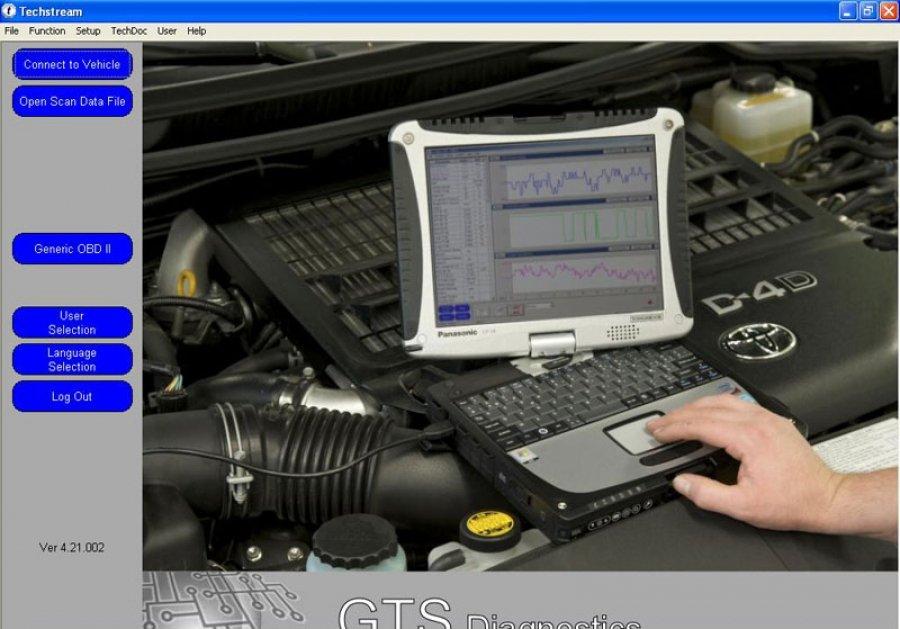 компютърно диагностициране на автомобил